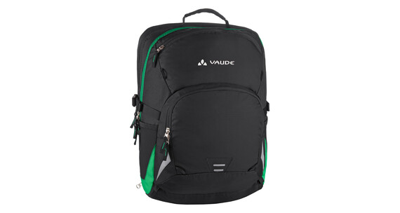 Bolsa para bicicletas Vaude Cycle 28 Negro/meadow